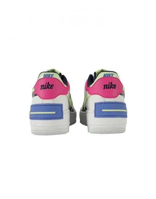 Nike Wmns Air Force 1 Shadow Sapphire Barely Volt Sneakerdeals Der schuh ist neu und ungetragen. sneaker deals