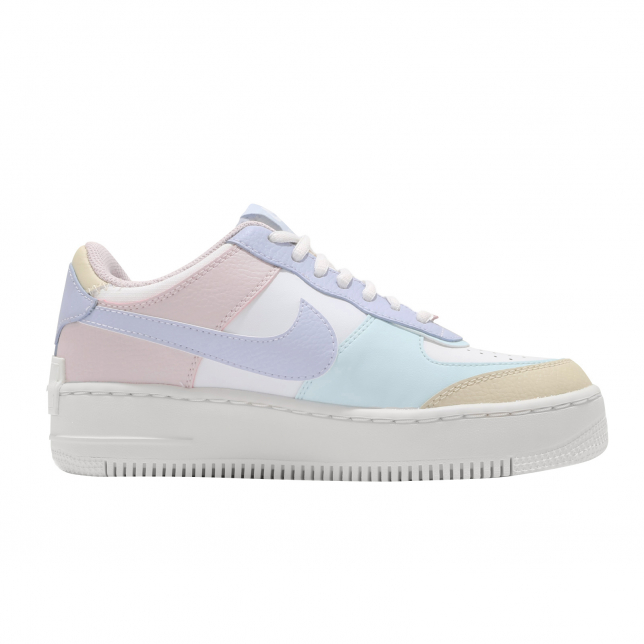 Buy Nike Wmns Air Force 1 Shadow White Glacier Blue Ghost Kixify Marketplace Nike air force 1 stylecode : nike wmns air force 1 shadow white glacier blue ghost