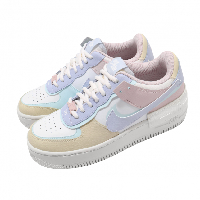 Buy Nike Wmns Air Force 1 Shadow White Glacier Blue Ghost Kixify Marketplace Hey ich verkaufe diesen air force 1 in der größe 40. nike wmns air force 1 shadow white glacier blue ghost
