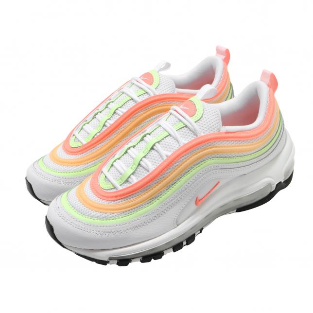 Nike Wmns Air Max 97 White Atomic Pink