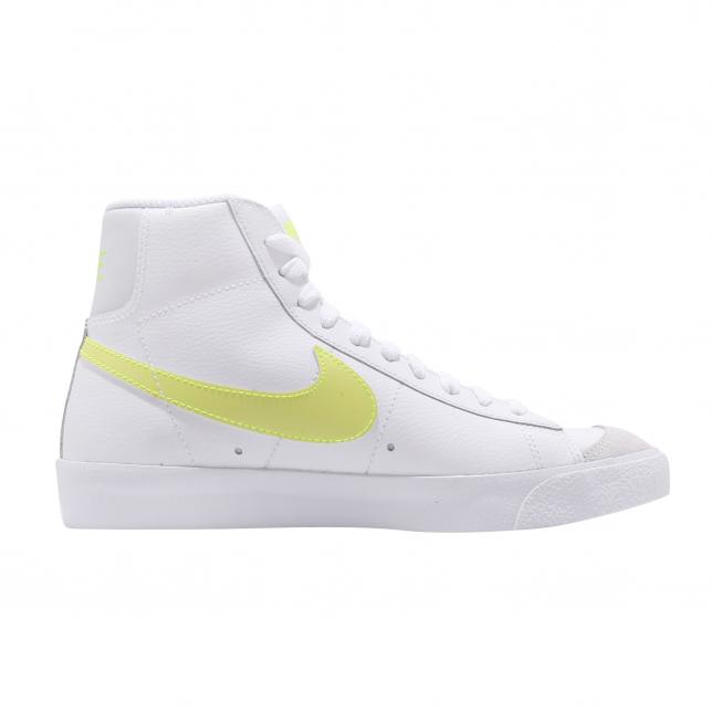 Nike Wmns Blazer Mid 77 White Lemon Venom