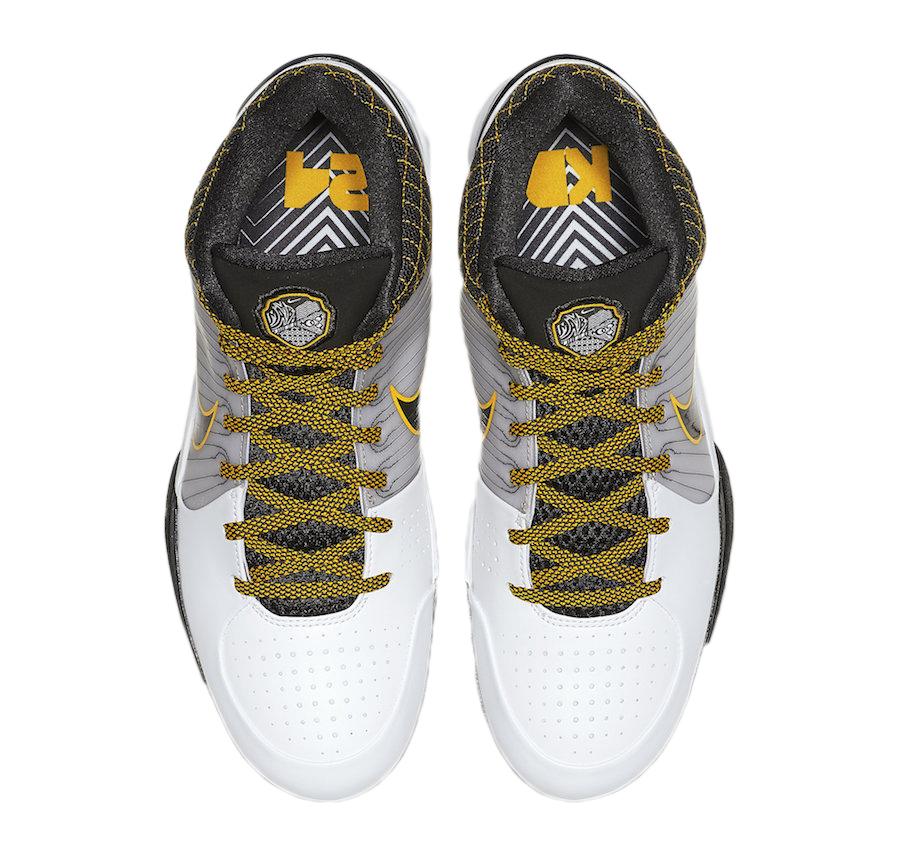 band wallpaper Decrepit  Nike Zoom Kobe 4 Protro Del Sol - KicksOnFire