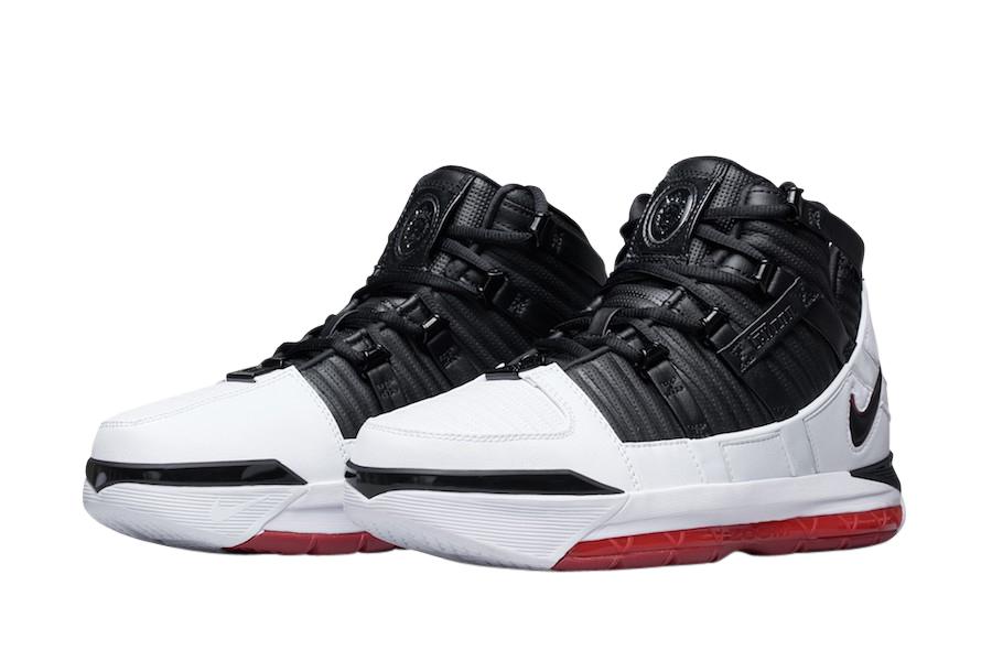 BUY Nike Zoom LeBron 3 Home 2019