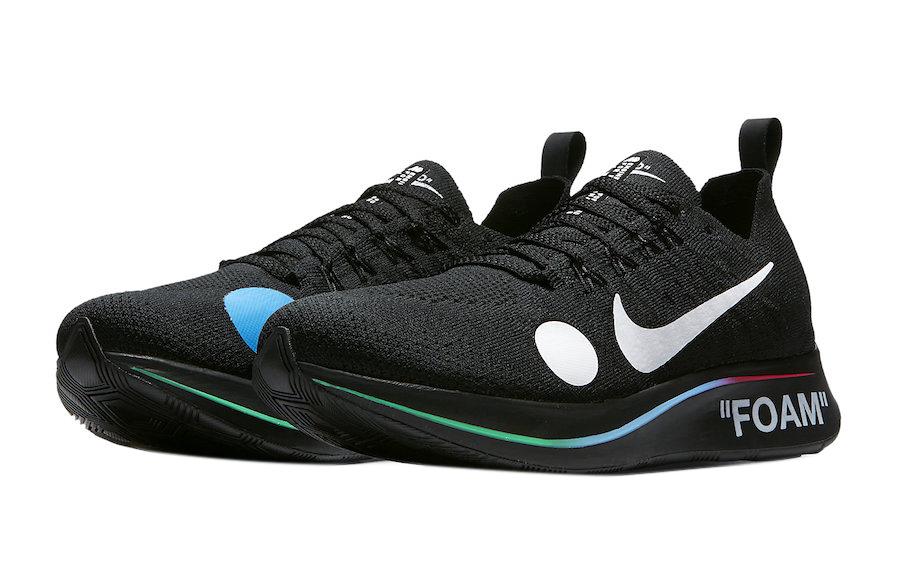 BUY OFF-WHITE X Nike Zoom Fly Mercurial