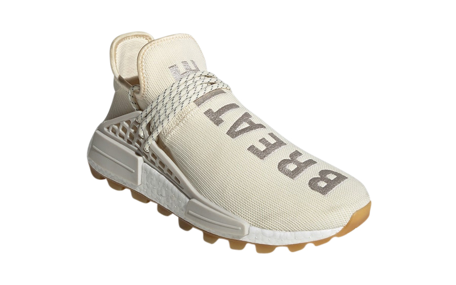 BUY Pharrell X Adidas NMD Hu Gum Cream