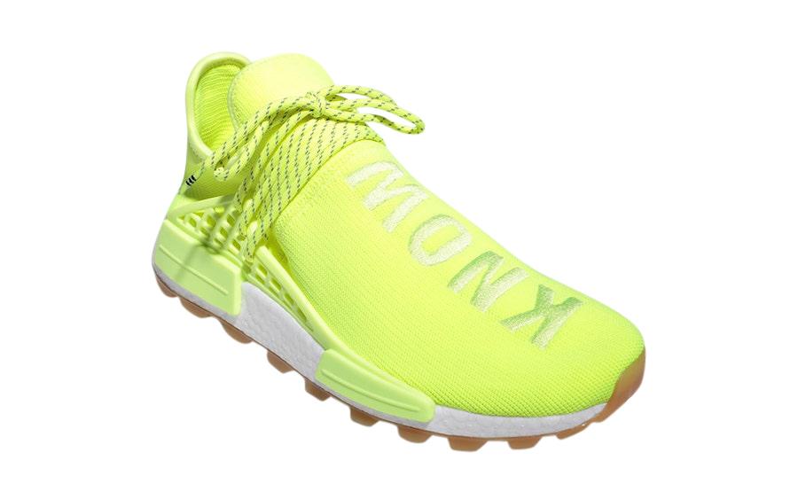 BUY Pharrell X Adidas NMD Hu Gum Solar