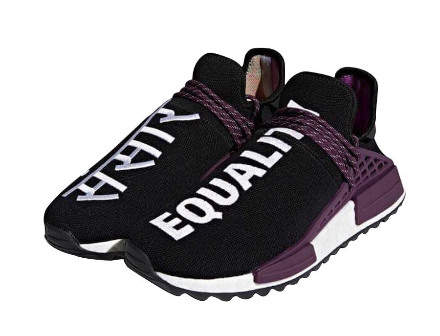 BUY Pharrell X Adidas NMD Hu Trail Holi