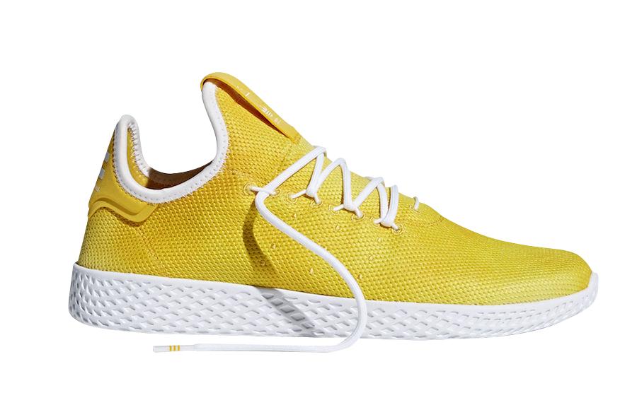 yellow hu adidas