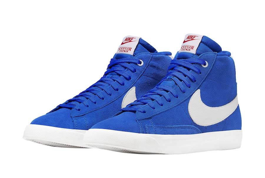 nike blazer stranger things