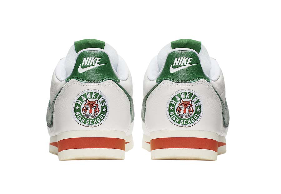 X Nike Cortez Hawkins High