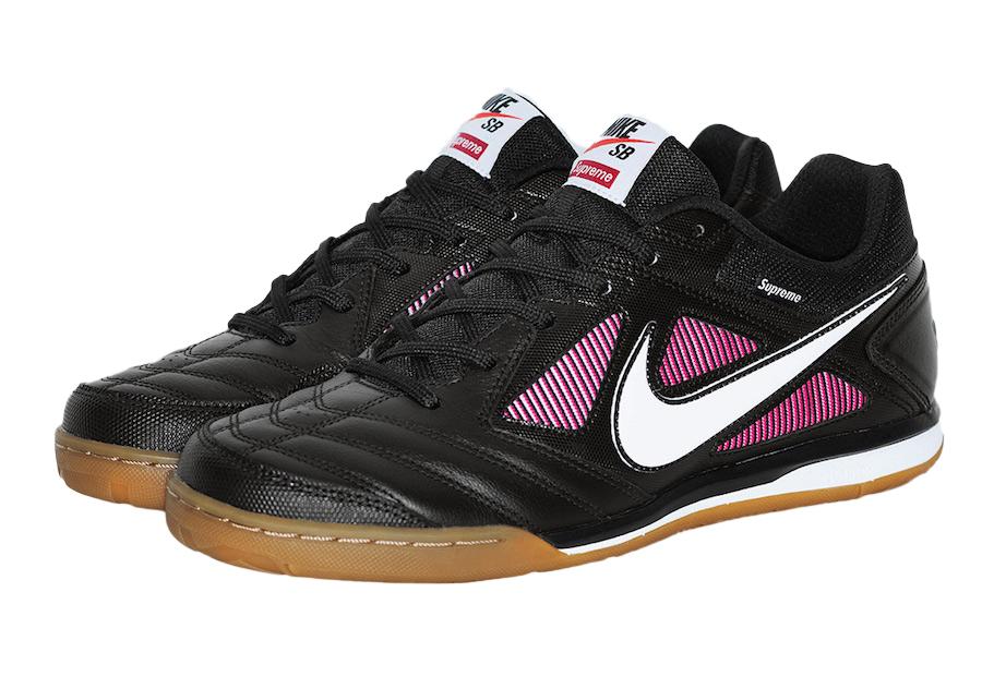 BUY Supreme X Nike SB Gato Black