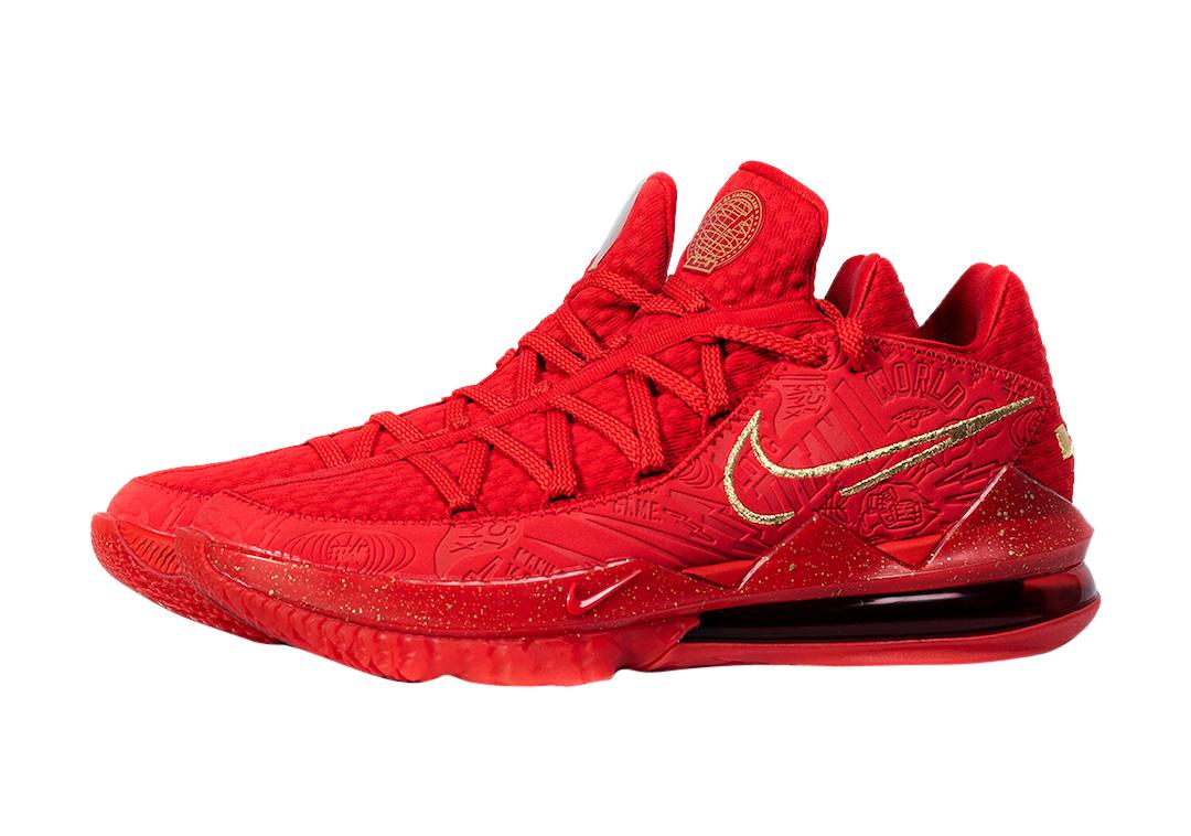 BUY Titan X Nike LeBron 17 Low