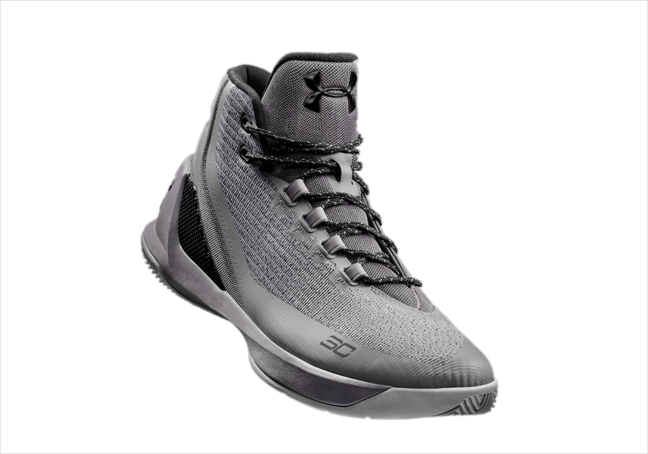 BUY Under Armour Curry 3 Grey Matter