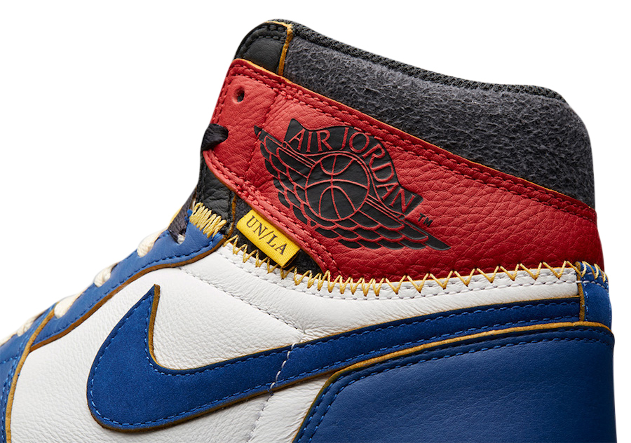 Buy Union X Air Jordan 1 Retro High Og Nrg Storm Blue Kixify Marketplace