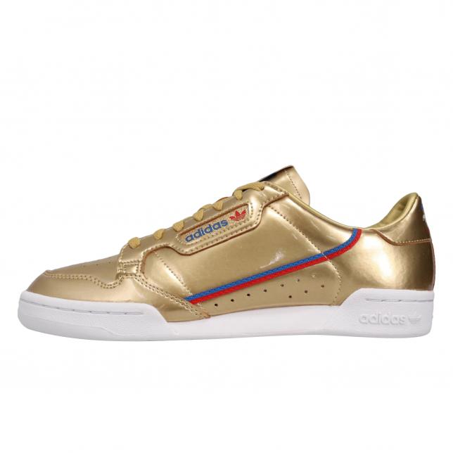 BUY Adidas Continental 80 Gold Metallic