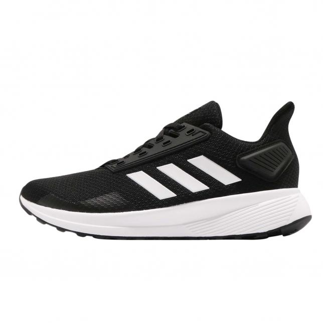 adidas Duramo 9 GS Core Black Footwear