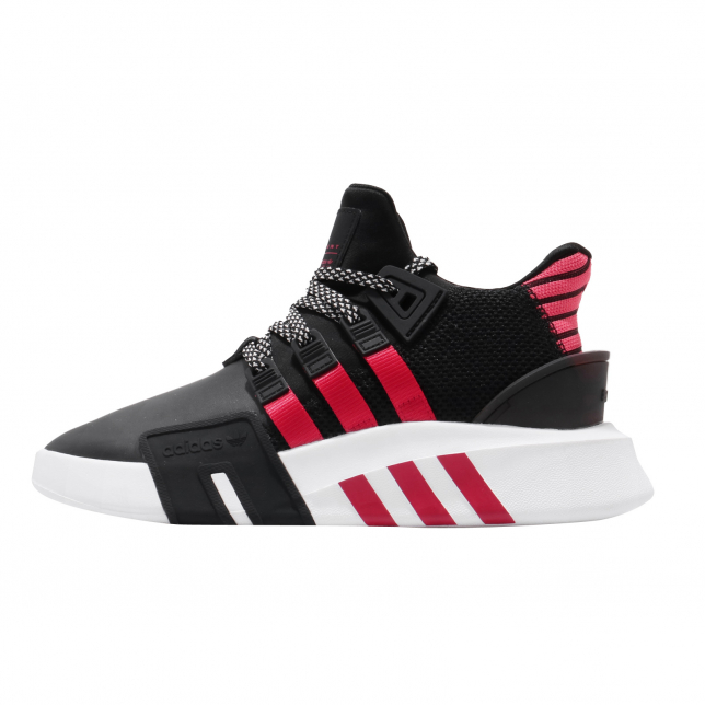 Adidas Eqt Bask Adv Core Black Scarlet