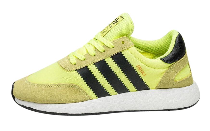 BUY Adidas Iniki Runner Solar Yellow