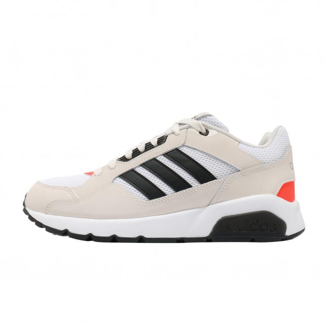 Adidas Neo Advantage Ivory White Black