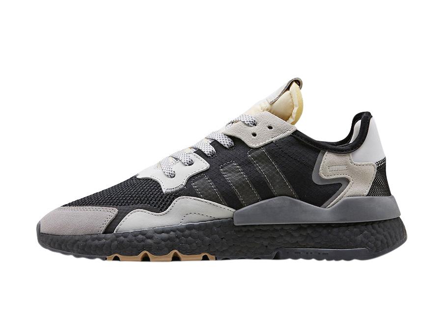 Adidas Nite Jogger Core Black Carbon
