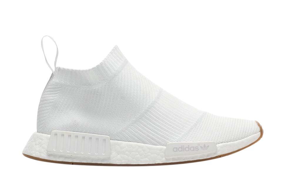 BUY Adidas NMD City Sock White Gum
