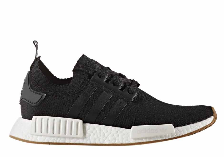 adidas nmd r1 black black