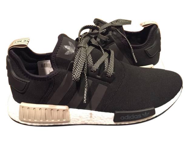 Adidas Nmd R1 Black Tan