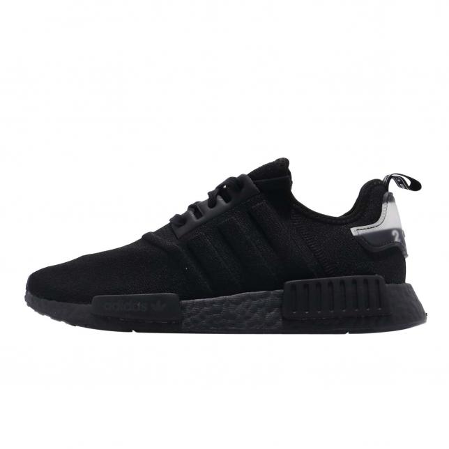 BUY Adidas NMD R1 Core Black Core Black