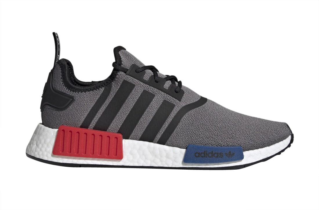 Adidas Nmd R1 Grey Black