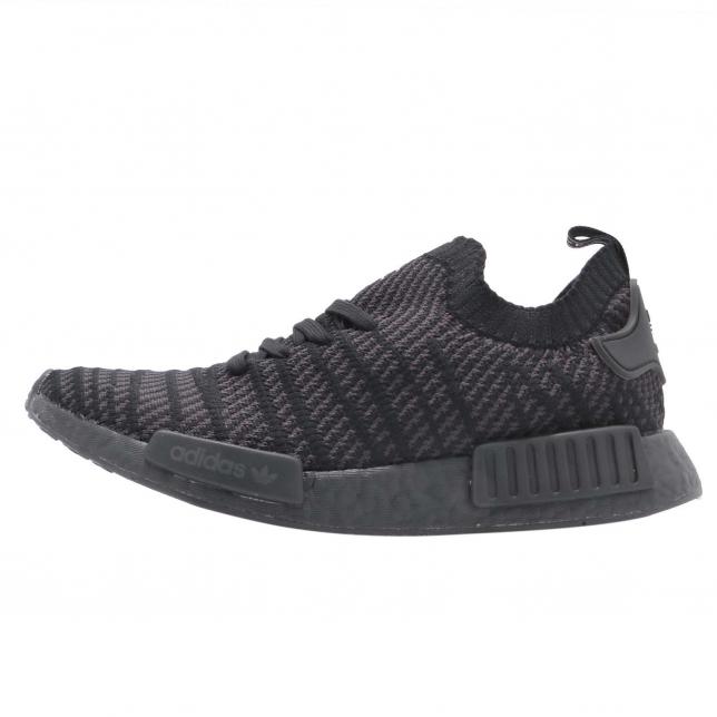 adidas nmd r1 primeknit noir