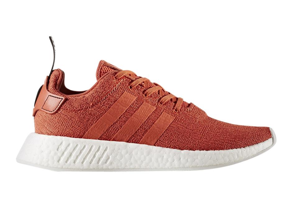 Adidas Nmd R2 Orange Kicksonfire