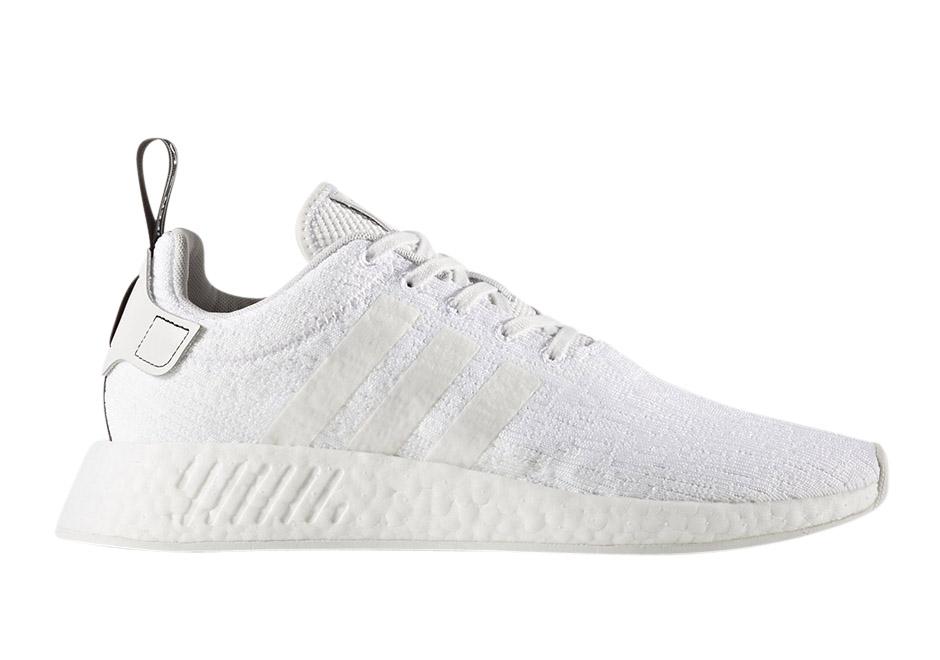 Adidas Nmd R2 White Kicksonfire