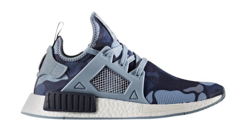 Confiar Pronombre experimental  adidas NMD XR1 Blue Camo - KicksOnFire