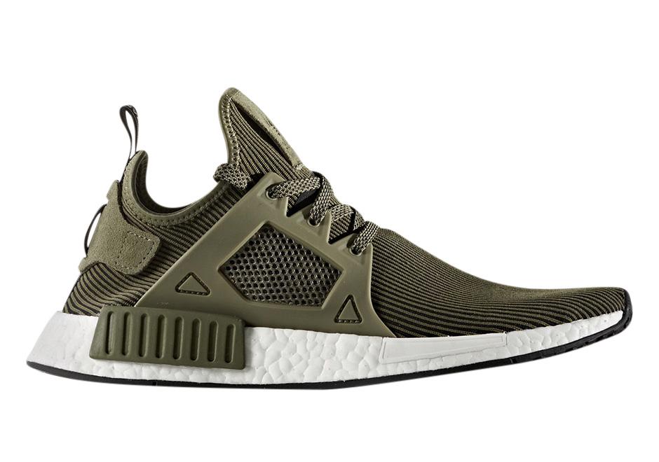 Adidas Nmd Xr1 Olive Kicksonfire