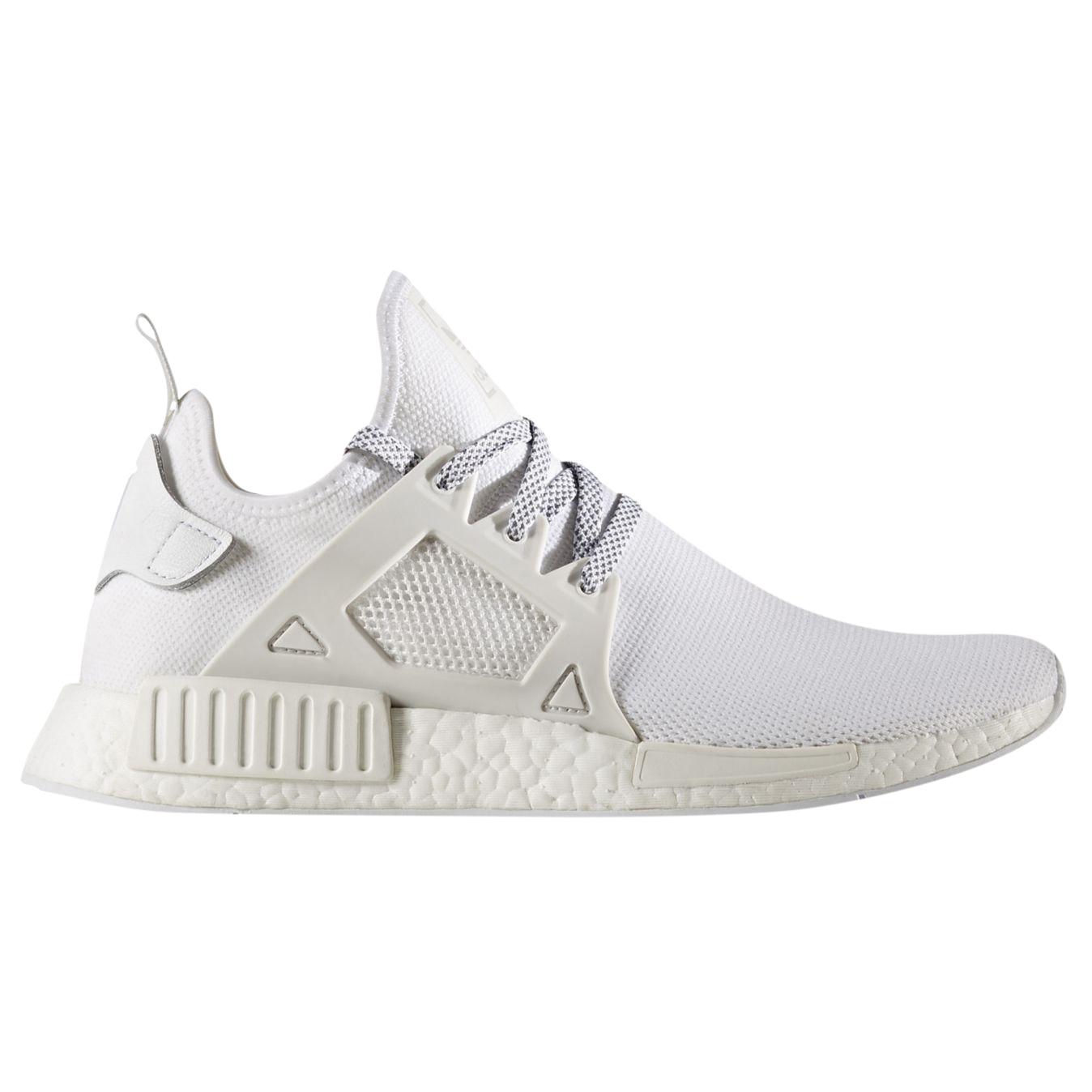Adidas Nmd Xr1 Triple White Mesh Kicksonfire
