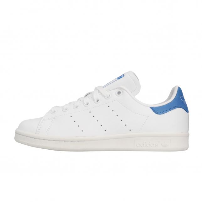 BUY Adidas Stan Smith White Blue