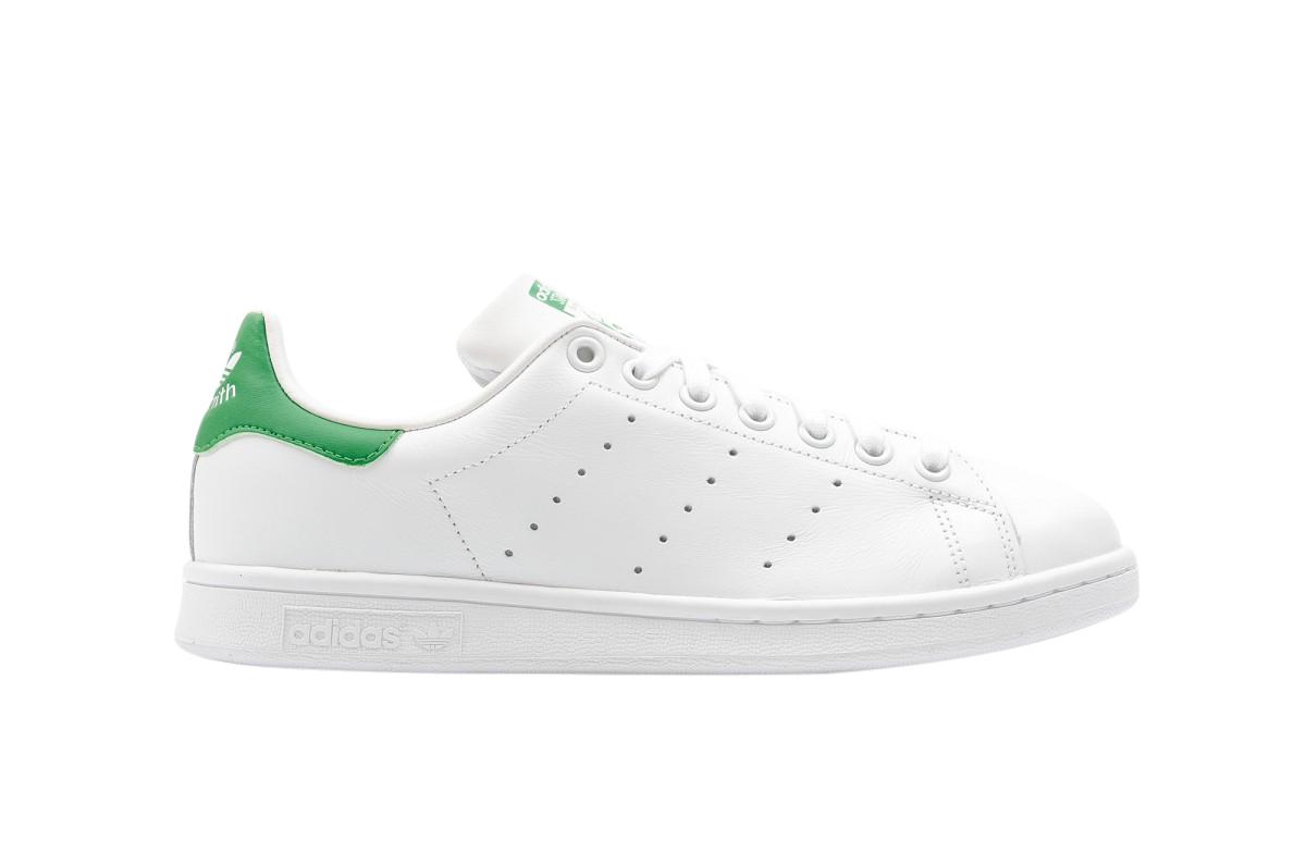 BUY Adidas Stan Smith White Green
