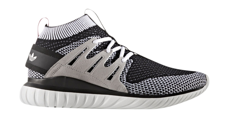 Buy Adidas Tubular Nova Primeknit Black White Kixify Marketplace