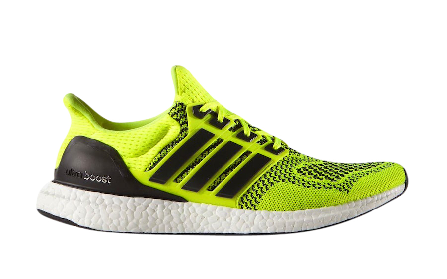 BUY Adidas Ultra Boost 1.0 Solar Yellow