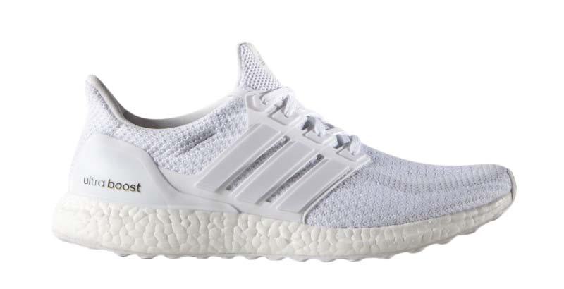 adidas ultra boost white white white