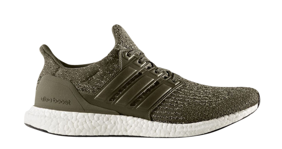 BUY Adidas Ultra Boost 3.0 Trace Olive