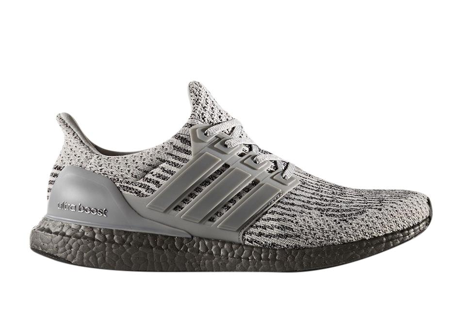 BUY Adidas Ultra Boost 3.0 Triple Grey