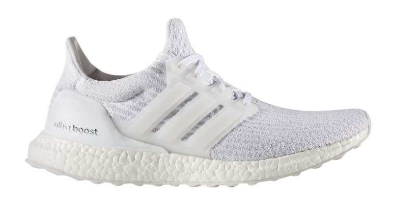 BUY Adidas Ultra Boost 3.0 Triple White