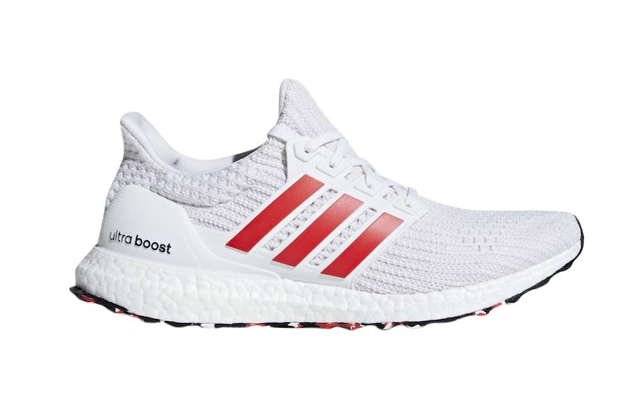 BUY Adidas Ultra Boost 4.0 Red Stripes