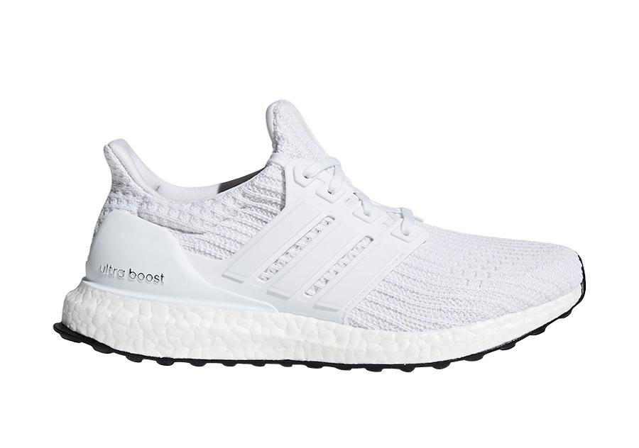 ultra boost all black 4.0