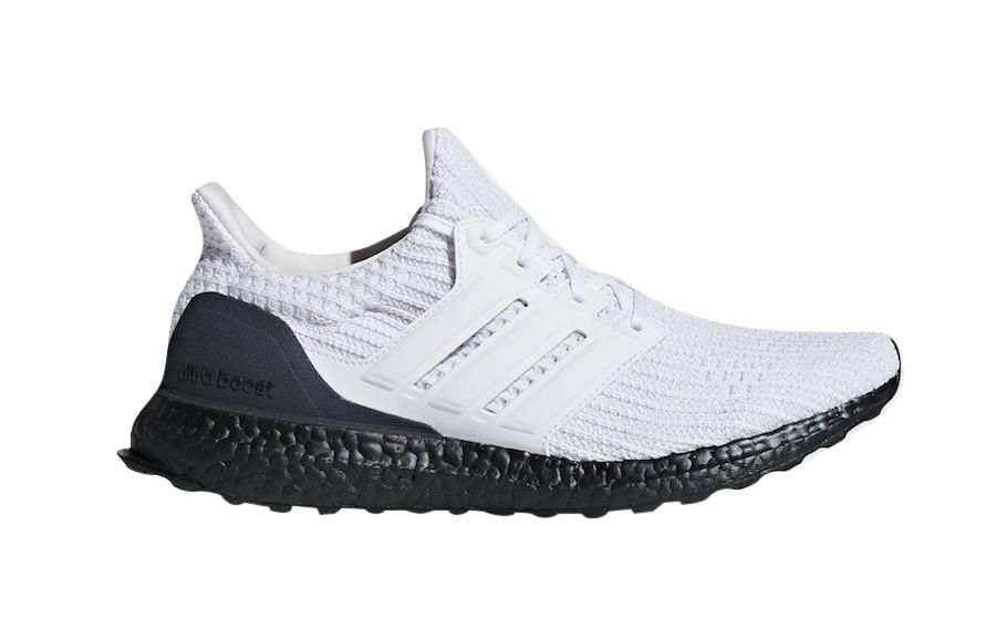 BUY Adidas Ultra Boost 4.0 White Black