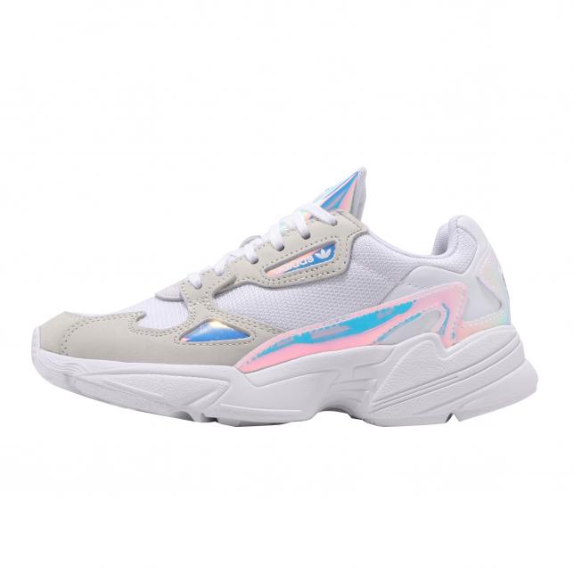 Se infla Broma juguete  BUY Adidas WMNS Falcon Footwear White Supplier Color   Europabio Marketplace