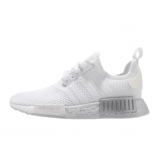 Adidas Wmns Nmd R1 Cloud White Crystal White Kicksonfire