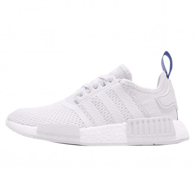 Adidas Wmns Nmd R1 Crystal White Real Lilac Kicksonfire