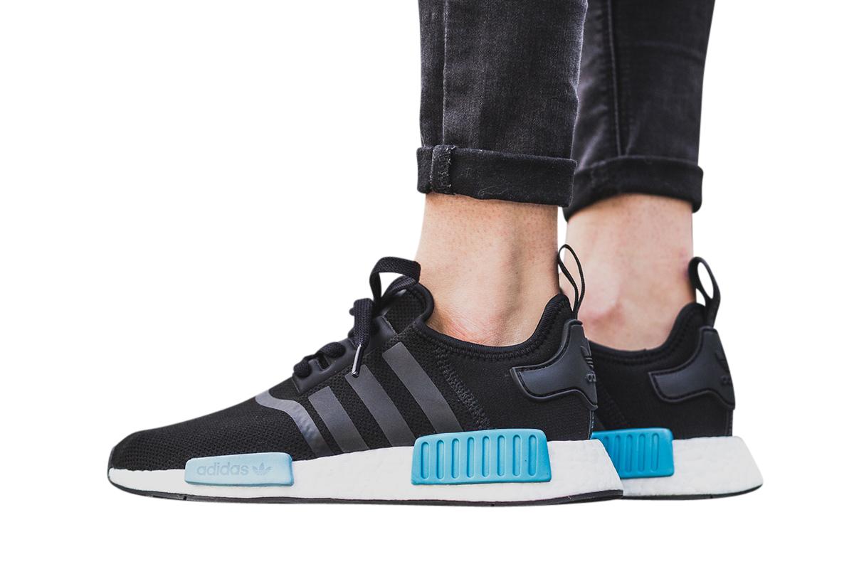 adidas nmd icey blue